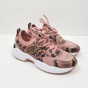 G by Guess Jimmi Blush Sneakers Sz 8.5
